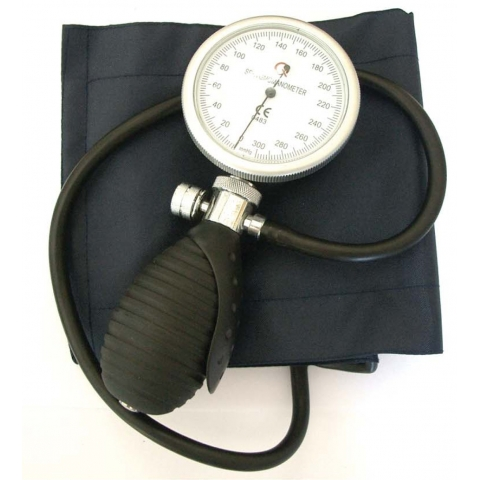 Esfigmomanómetro HANDY type 2010 (negro)