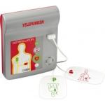 Desfibrilador semi-automático Telefunken HR1