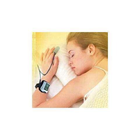 Pulsioxímetro para estudio de sueño