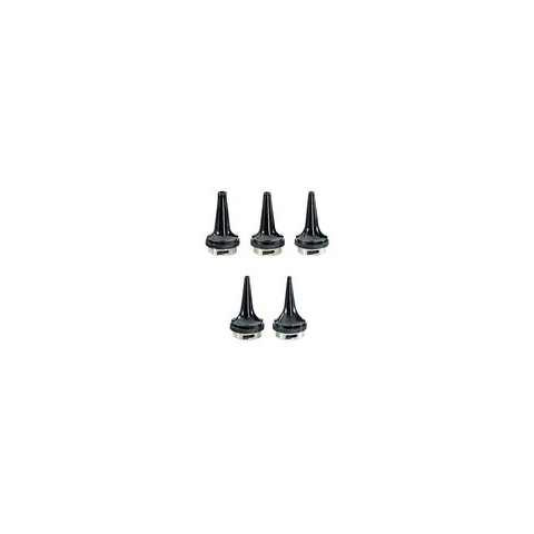 Espéculos SANALON S 2,2 a 9 mm. diám para otoscopio K100 y BETA 100