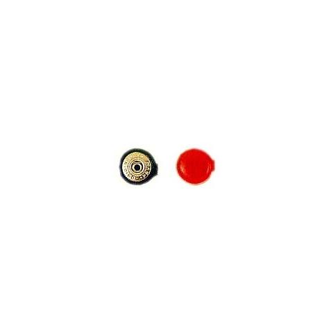 Adaptador botón hembra 2mm