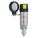 Cabezal de lámpara de hendidura manual HSL 150 de 2,5 v.