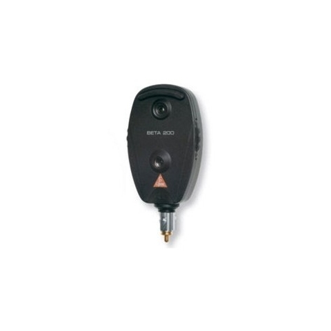 Cabezal oftalmoscopio BETA 200 con lámpara 2,5 V