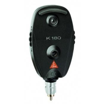 Cabezal oftalmoscopio K-180 de 3,5 v. con filtro azul