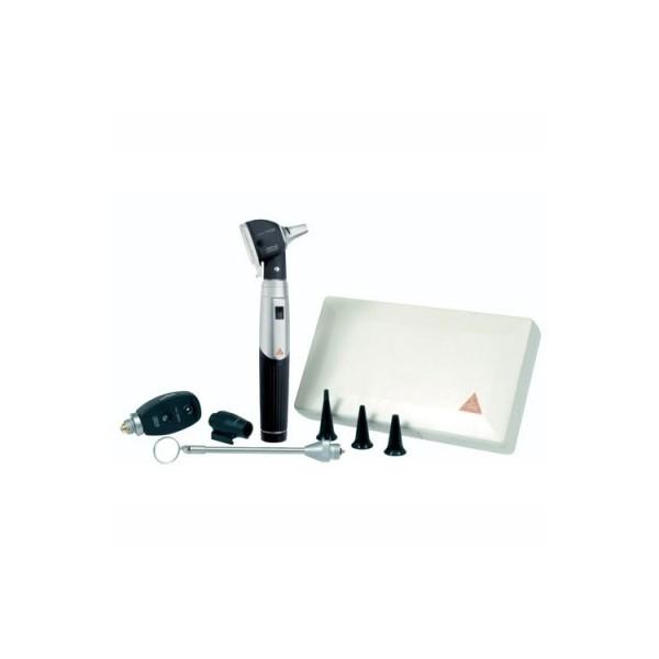 Mini set 3000 con otoscopio y oftalmoscopio l mpara for Espejo laringeo 00