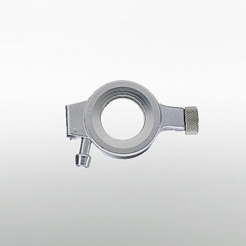 Tapa de cierre para rectoscopio de luz fria , diámetro 20 mm.