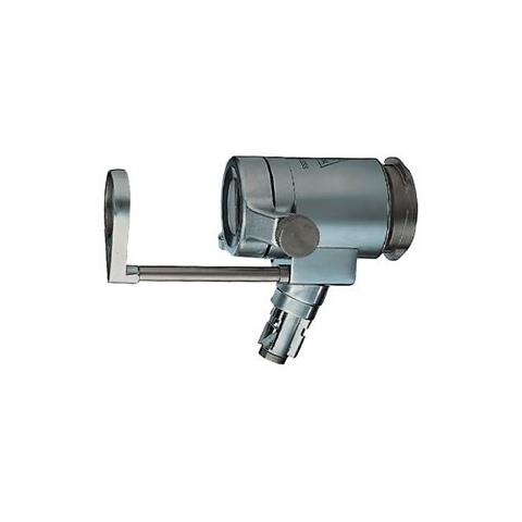 Cabezal rectoscopio/proctoscopio de luz fria para tubos desechables.