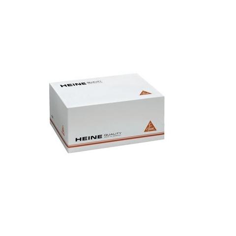 Cartón con 25 tubos desechables de rectoscopios UNI-SPEC de 25 cm. longitud.