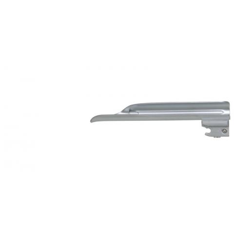 Espátula de laringoscopio de luz fria WIS número 2 130 mm.