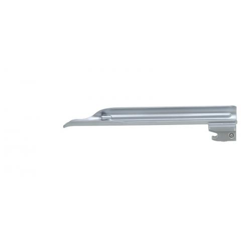 Espátula de laringoscopio de luz fria WIS número 3 160 mm.