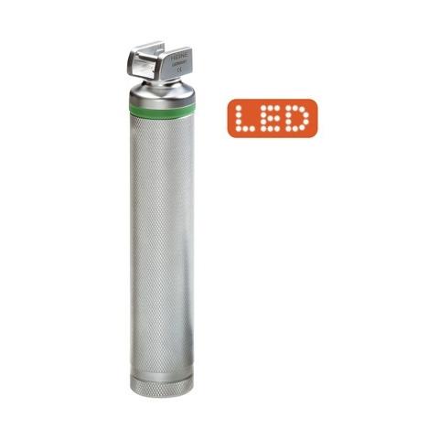 Mango Standard F.O. LED 2,5 v para laringoscopio de luz fría HEINE
