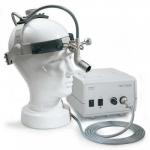 Kit 0 Lámpara frontal MD 1000 FO con cable de luz, sin proyector
