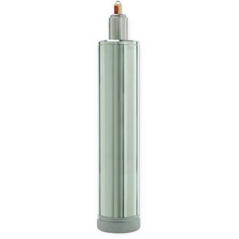Portapilas para mangos standard F.O. con lámpara halógena XHL 2,5 v.
