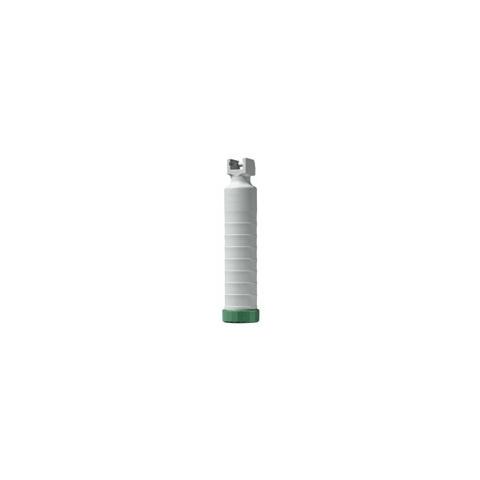 Cilindro del mango de laringoscopio desechable XP c/pieza de fondo, en cartón de 25 unidades