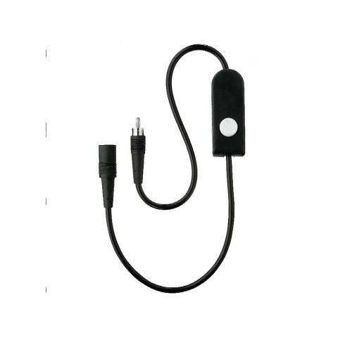 Cable con conmutador para conector Cinch para E8