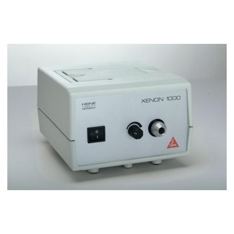 Proyector de luz fría XENON 1000 con lámpara de 100 W