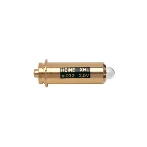 Bombilla XHL Halógena 2,5 V. para oftalmoscopio AUTOFOC.