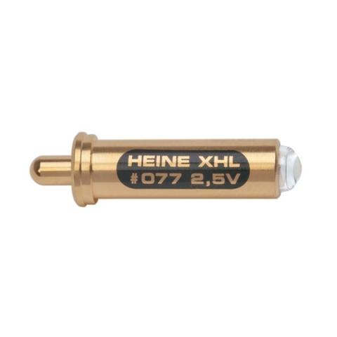 Bombilla XHL Halógena 2,5 V. para otoscopio K-180 y BETA 200