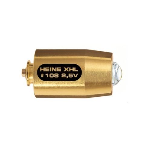 Bombilla XHL Halógena 2,5 v. para lámpara de clip mini-c