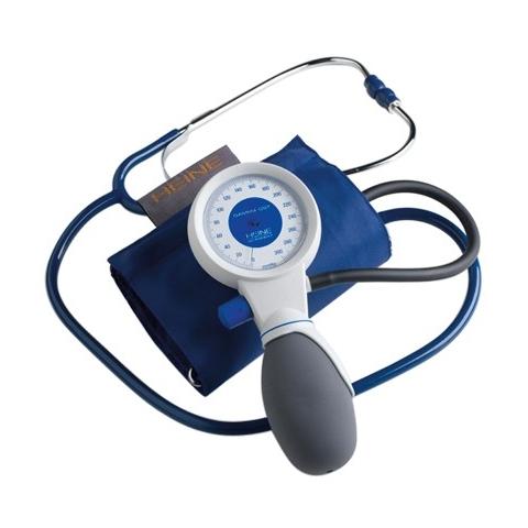 """GAMMA GST Esfigmomanómetro con fonendoscopio incorporado """"SIN LATEX"""""""