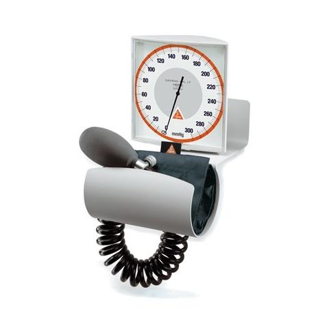 """GAMMA XXL LF-W Esfigmomanómetro pared con Manguito velcro """"LIBRE DE LATEX"""""""