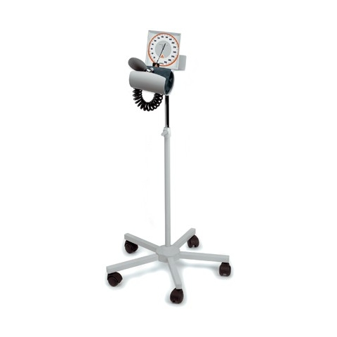 "GAMMA XXL LF-S Esfigmomanómetro sobre trípode rodable con Manguito velcro ""LIBRE DE LATEX"""
