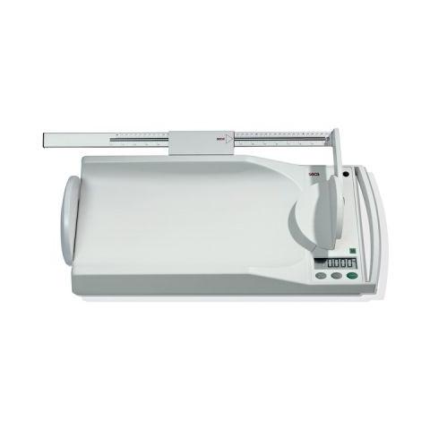 Tallímetro SECA 232 para bebés adaptable a pesabebés SECA 334, 335 y 336, alcance 350-800 mm, división 1 mm.