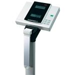 Estación electrónica de pesaje y medición con cálculo automática del BMI.