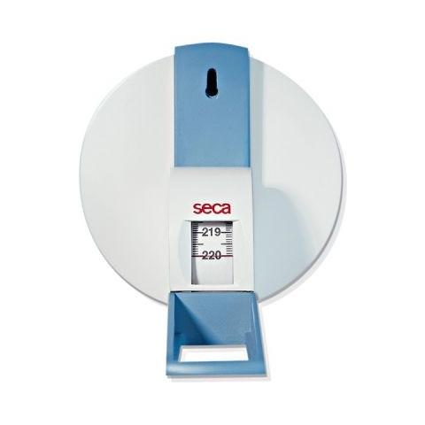 Tallímetro de cinta SECA 206 para fijación mural