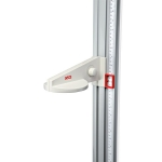 Tallímetro SECA 216 para montaje mural, alcance 10-230 cm., división 1 mm.