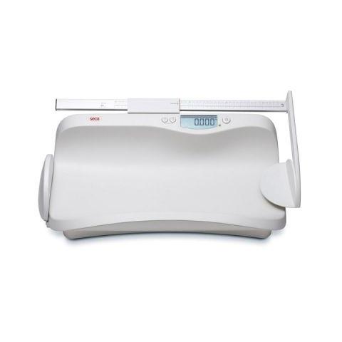 Tallímetro SECA 233 para bebés adaptable a pesabebés SECA 374/SECA 376, alcance 35-80 cm, división 1 mm.