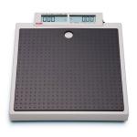 Báscula digital de suelo SECA 874 con doble indicador digital para médico y paciente