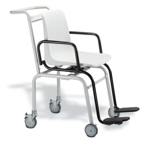 Báscula médica digital con silla SECA 956, clase III.