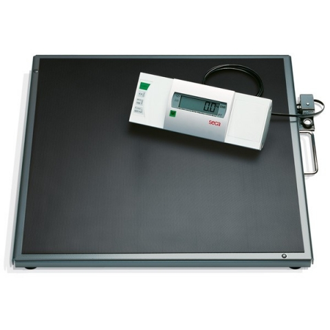 Báscula médica SECA 635 para personas con gran sobrepeso, clase III
