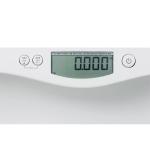 Pesabebés médico electrónico digital SECA 376 con transmisión inalámbrica, clase III.