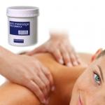 SKIN MASSAGE crema de masaje universal, envase de 800ml