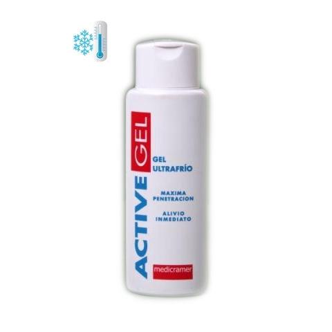 ACTIVE GEL gel térmico de efecto ultrafrío, envase de 150ml