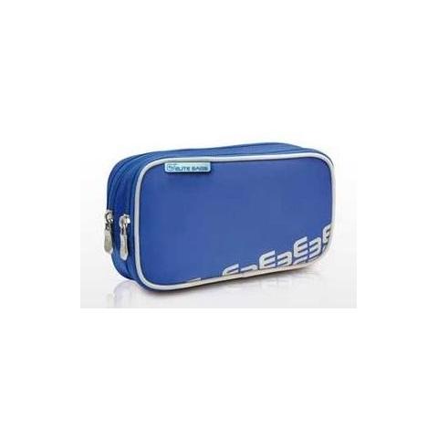 Bolsa isotérmica para el diabético, azul, modelo DIA'S