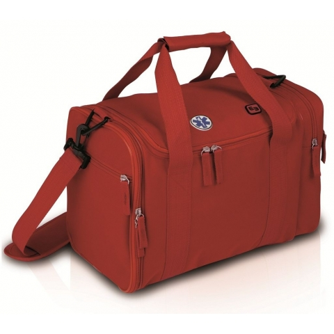Macuto-botiquín de primeros auxilios, loneta rojo, modelo JUMBLE's