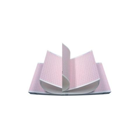 Caja 20 blocs papel registro ECG Marquette MAC 1200