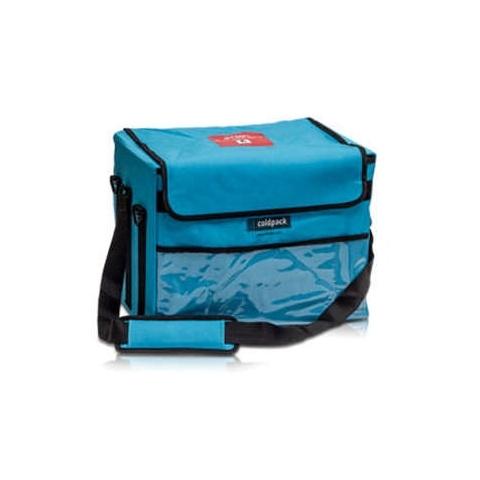 Bolsa isotérmica COLDPACK 15 Litros color azul