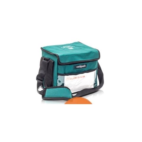 Bolsa isotérmica COLDPACK 5 Litros color verde