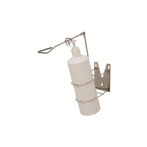 Soporte pared inox para ORSAN 1 litro