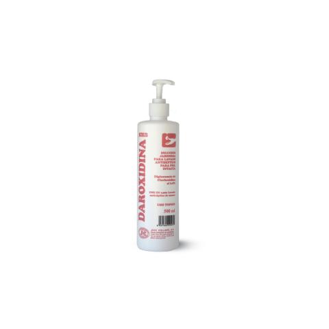 Jabón Antiséptico DAROXIDINA 1/2Litro