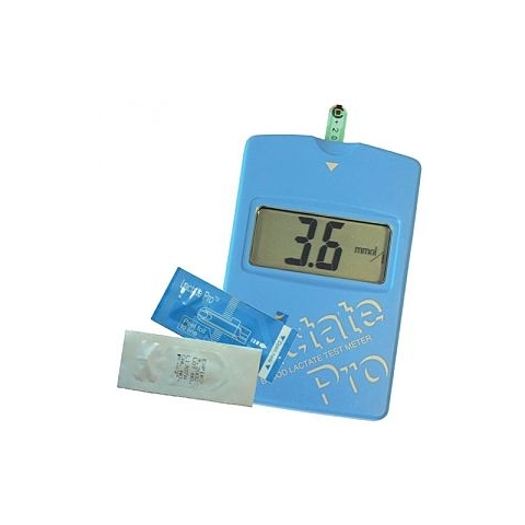 Analizador medidor de lactato Lactate Pro