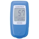 Analizador medidor de lactato Lactate Pro 2