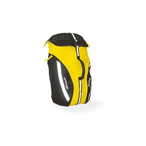 Mochila de rescate Tattico amarilla