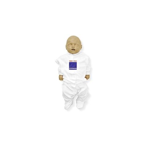 Maniquí recién nacido para RCP Try 753