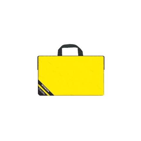 Lona porta-heridas con bolsa de transporte HP Hirvin Plus amarilla