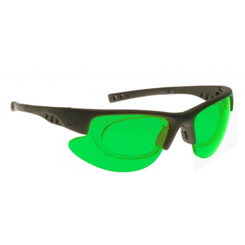Gafas foto-depilación IPL filtro verde